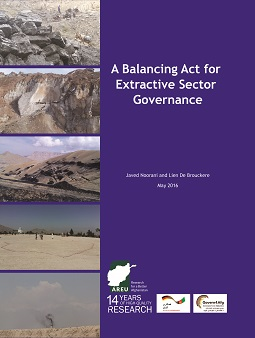 1610E A Balancing Act for Extractive Sector Governance