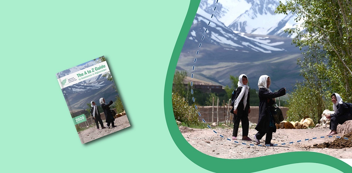 The A to Z Guide to Assistance in Afghanistan 2020