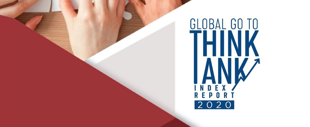 Global Go To Think Tank Index Report